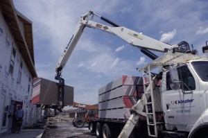 Delivering Drywall 3