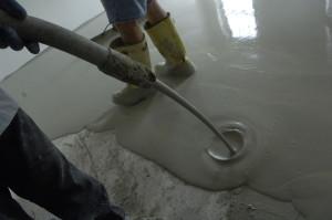 Gypsum Concrete