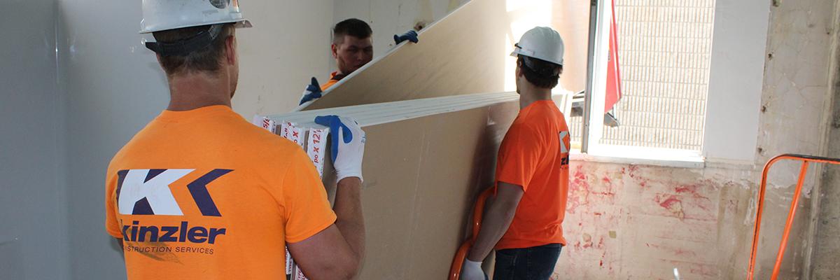 Drywall Distribution