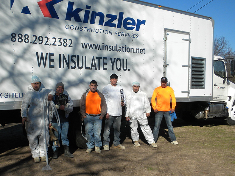 Careers Kinzler Construction Services