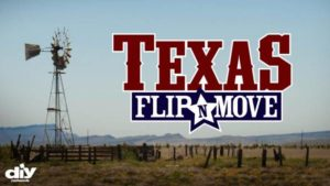 Texas Flip and Move Logo