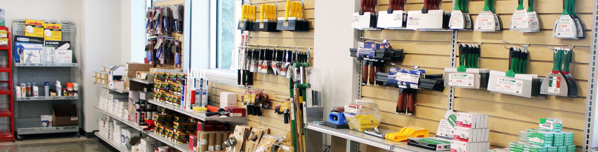 Tools & Fasteners