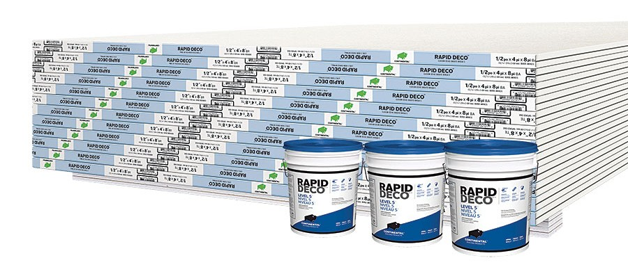 Product Feature Continental Rapid Deco Kinzler