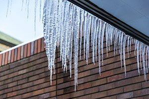 Insulation can help fix ice dams.